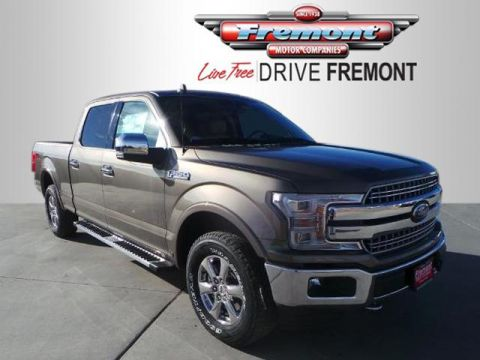 New 2018 Ford F-150 Lariat 4WD SuperCrew 6.5' Box 4WD
