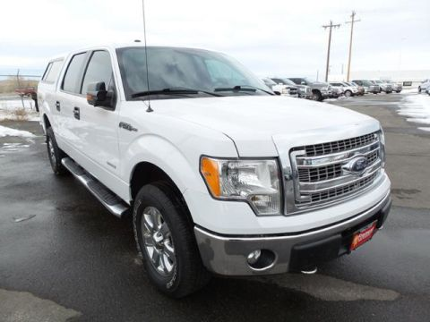 Fremont Certified 2014 Ford F-150 4WD SuperCrew 145 XLT 4WD