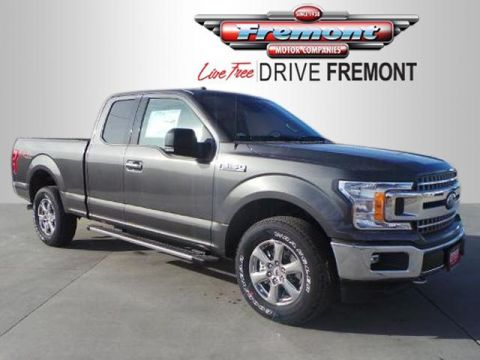 New 2018 Ford F-150 XLT 4WD SuperCab 6.5' Box