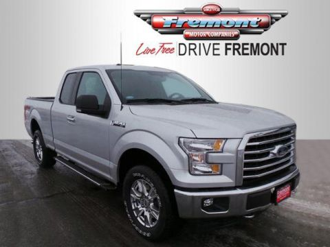 New 2017 Ford F-150 XLT 4WD SuperCab 6.5' Box 4WD