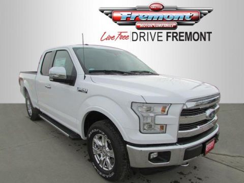 New 2016 Ford F-150 4WD SuperCab 145 Lariat 4WD