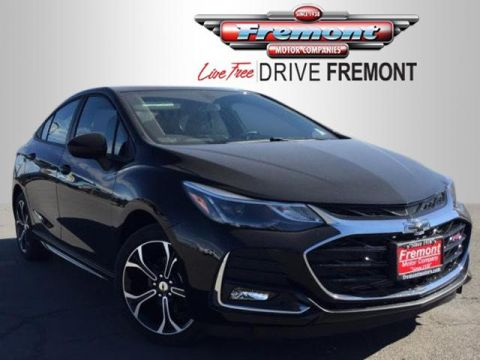 New 2019 Chevrolet Cruze 4dr Sdn LT