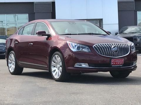 Pre-Owned 2015 Buick LaCrosse 4dr Sdn Leather AWD