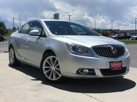 Pre-Owned 2014 Buick Verano 4dr Sdn Convenience Group FWD 4dr Car