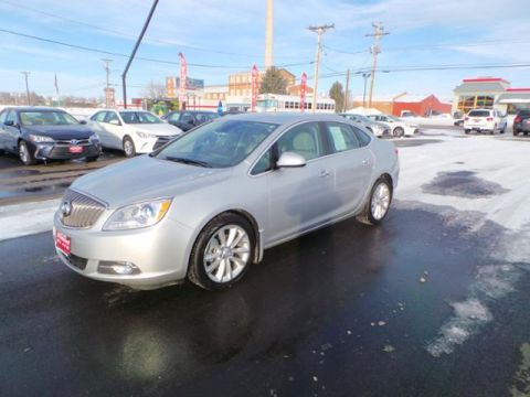 Fremont Elite 2014 Buick Verano 4dr Sdn Convenience Group FWD 4dr Car