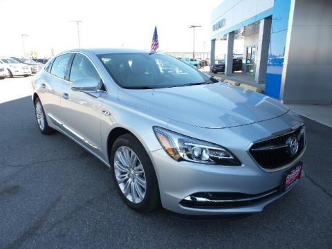New 2017 Buick LaCrosse 4dr Sdn FWD FWD 4dr Car