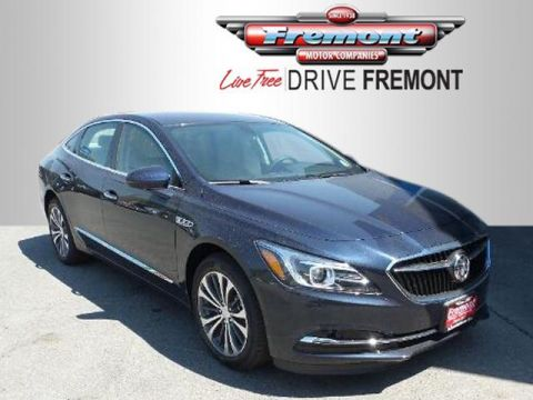 New 2017 Buick LaCrosse 4dr Sdn Preferred FWD FWD 4dr Car