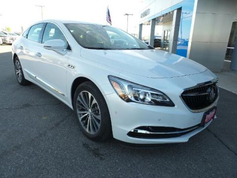 New 2017 Buick LaCrosse 4dr Sdn Premium AWD AWD