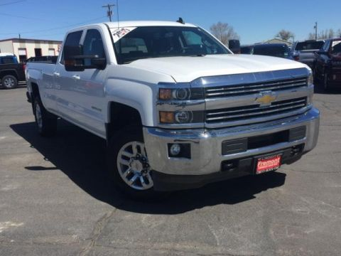 Certified Pre-Owned 2015 Chevrolet Silverado 2500HD 4WD Crew Cab 167.7 LT