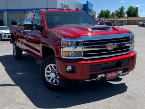 New 2019 Chevrolet Silverado 3500HD 4WD Crew Cab 167.7 High Country