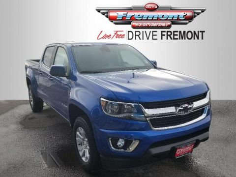 New 2018 Chevrolet Colorado 2WD Crew Cab 140.5 LT