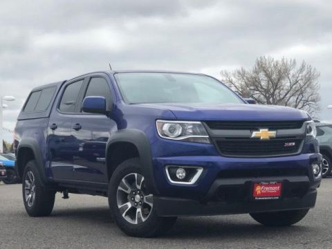 Certified Pre-Owned 2016 Chevrolet Colorado 4WD Crew Cab 128.3 Z71