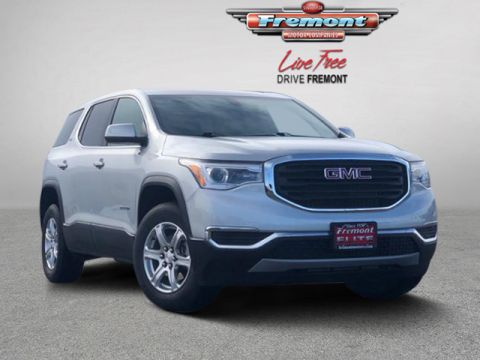 Certified Pre-Owned 2018 GMC Acadia AWD 4dr SLE w/SLE-1