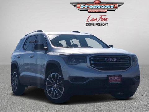 Certified Pre-Owned 2017 GMC Acadia AWD 4dr SLT w/SLT-1