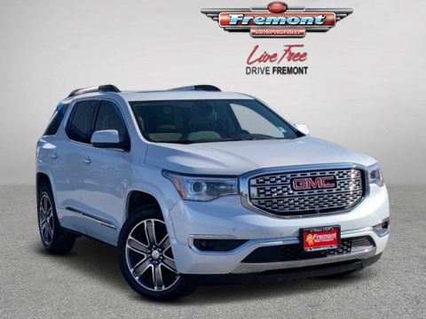 Certified Pre-Owned 2017 GMC Acadia AWD 4dr Denali