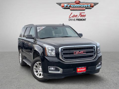 Certified Pre-Owned 2017 GMC Yukon 4WD 4dr SLT