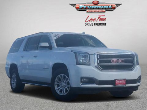 Certified Pre-Owned 2017 GMC Yukon XL 4WD 4dr SLE