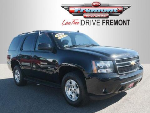 Pre-Owned 2014 Chevrolet Tahoe 4WD 4dr LT 4WD