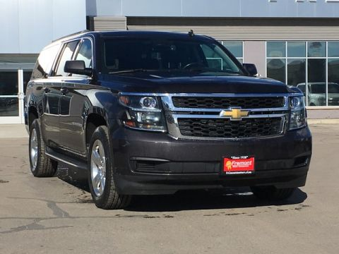 Pre-Owned 2015 Chevrolet Suburban 4WD 4dr LT