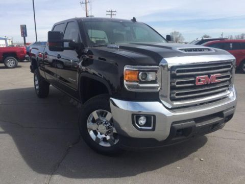 New 2019 GMC Sierra 2500HD 4WD Crew Cab 153.7 SLE