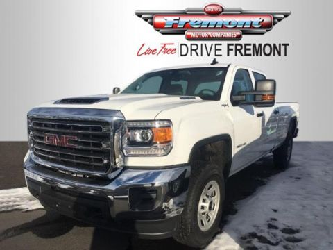 New 2018 GMC Sierra 3500HD 4WD Crew Cab 167.7 4WD