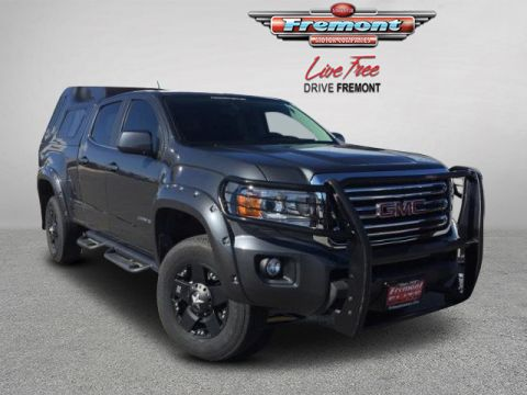 Pre-Owned 2016 GMC Canyon 4WD Crew Cab 140.5 SLE