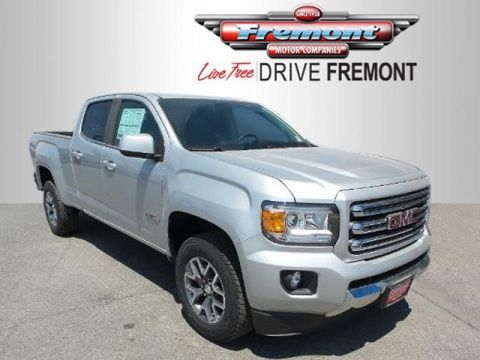 New 2017 GMC Canyon 4WD Crew Cab 140.5 SLE 4WD