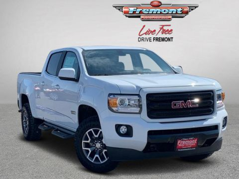 New 2020 GMC Canyon 4WD Crew Cab 141 All Terrain w/Clo
