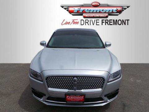 New 2017 Lincoln Continental Reserve AWD With Navigation & AWD