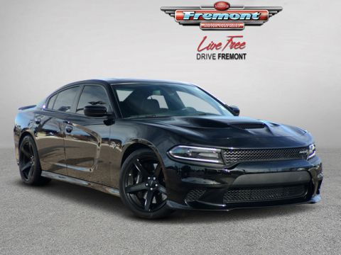 Certified Pre-Owned 2018 Dodge Charger SRT Hellcat RWD