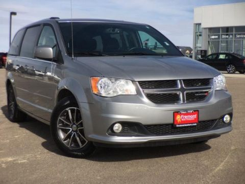 Certified Pre-Owned 2017 Dodge Grand Caravan SXT Wagon
