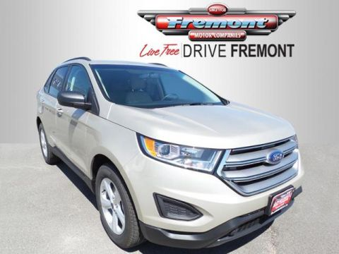 New 2018 Ford Edge SE AWD