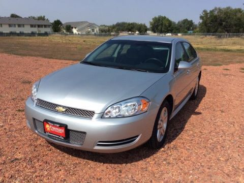 Pre-Owned 2013 Chevrolet Impala 4dr Sdn LT Retail FWD 4dr Car
