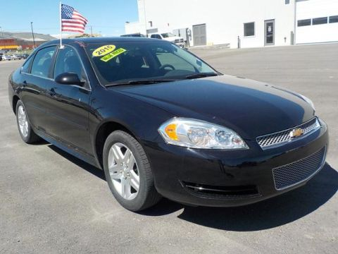 Fremont Certified 2015 Chevrolet Impala Limited 4dr Sdn LT FWD 4dr Car