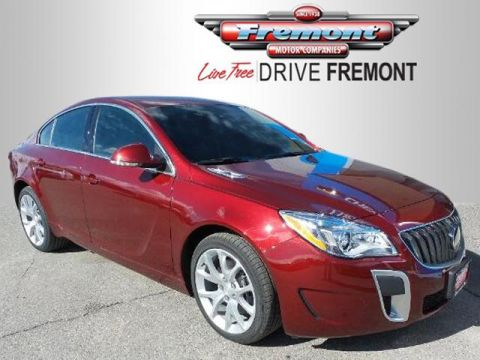 New 2017 Buick Regal 4dr Sdn GS FWD