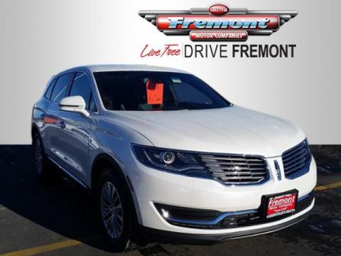 New 2016 Lincoln MKX FWD 4dr Select With Navigation
