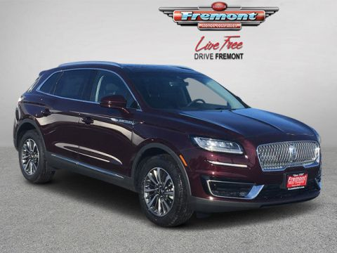 New 2019 Lincoln Nautilus Select AWD