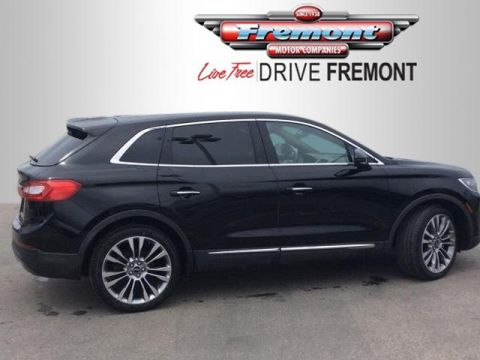 Certified Pre-Owned 2016 Lincoln MKX AWD 4dr Reserve