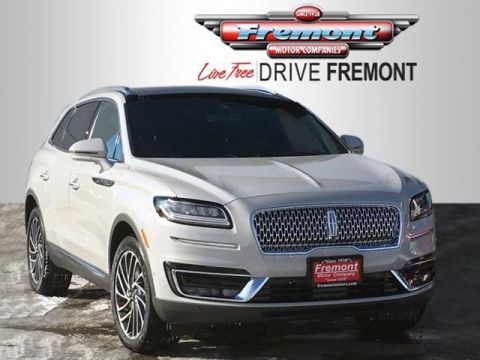 New 2019 Lincoln Nautilus Reserve AWD
