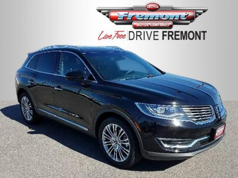 New 2017 Lincoln MKX Reserve AWD