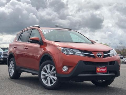 Certified Pre-Owned 2015 Toyota RAV4 AWD 4dr Limited