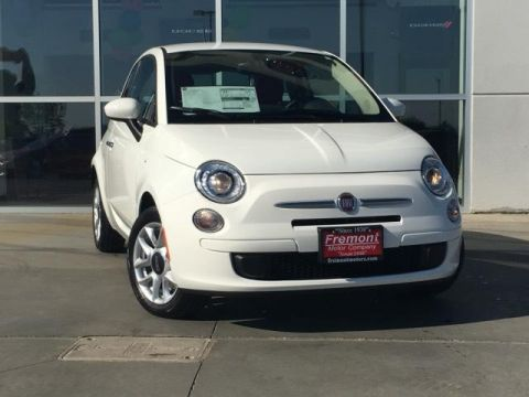 New 2017 FIAT 500 Pop Hatch FWD 2dr Car