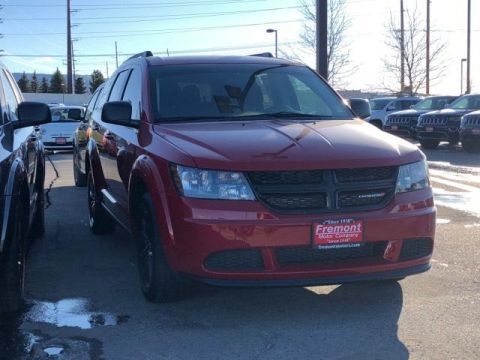 New 2018 Dodge Journey SE AWD AWD