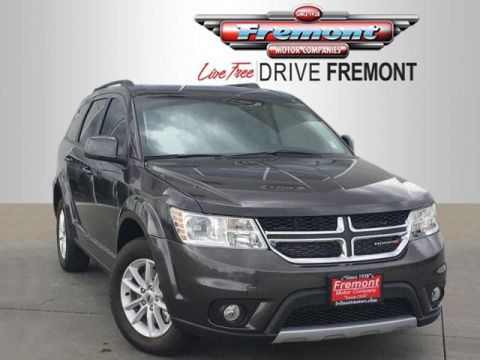 New 2018 Dodge Journey SXT AWD AWD