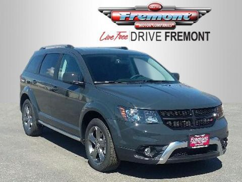 New 2017 Dodge Journey Crossroad Plus AWD AWD