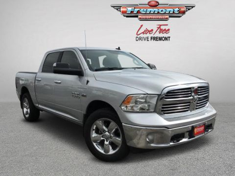 Certified Pre-Owned 2017 Ram 1500 Big Horn 4x4 Crew Cab 5'7 Box