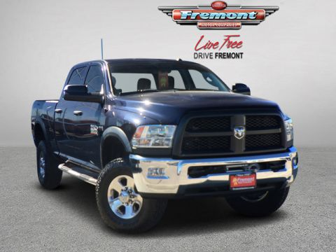 Pre-Owned 2016 Ram 2500 Tradesman Power Wagon