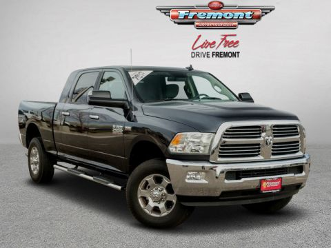 Certified Pre-Owned 2017 Ram 2500 Big Horn 4x4 Mega Cab 6'4 Box