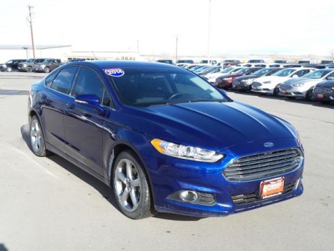 Fremont Certified 2014 Ford Fusion 4dr Sdn SE FWD FWD 4dr Car