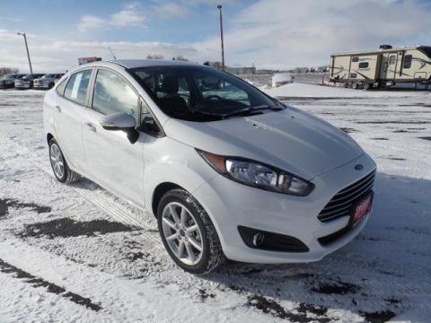 New 2016 Ford Fiesta 4dr Sdn SE FWD 4dr Car
